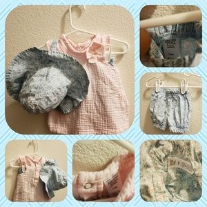 Carter's 3pc Outfit